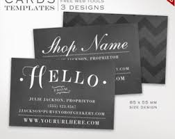moo business cards etsy