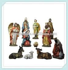 resin american nativity set figurines sale buy