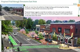 east point u0027s ambitious path trail plans in renderings curbed