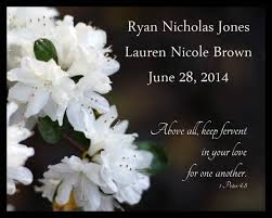 wedding plaques personalized personalized wedding plaque 11x14 with names date bible ve