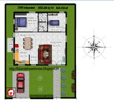 bharat dream home 2 bedroom floorplan 1024 sq ft east facing