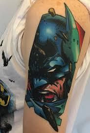 cool batman tattoo inkstylemag