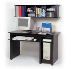Black Computer Desk With Hutch Sutton L Shaped Corner Desk With Hutch Dark Russet Cherry