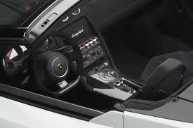 lamborghini gallardo interior lamborghini gallardo lp 570 4 spyder performante autos car