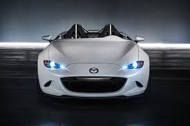 mazda 1 2016 mazda mx 5 miata rf kuro and mx 5 speedster concepts debut sema