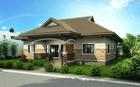 one story home designs house design 2015002 is a one storey house design with a