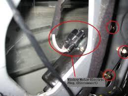 2003 hyundai tiburon window motor diy window regulator replacement tiburon forum hyundai