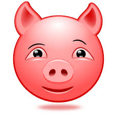 Mondspeer Deviantart - little pig smiley by mondspeer on deviantart