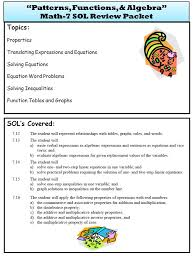 sol u0027s covered topics properties translating expressions and