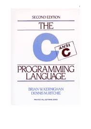 ansi c programming text book 2nd edition