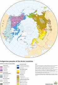North Pole Map North Pole