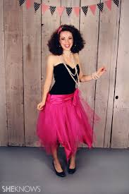80s prom dress ideas 40 easy costume ideas that ll you rockin