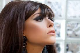 clip on bangs how to apply clip on bangs lox hair extensions