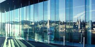 the kkl culture and convention centre lucerne