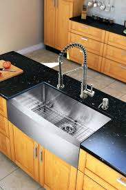 d shaped kitchen sink how to choose the right size unusual sinks
