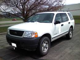 2001 ford explorer xls 2004 ford explorer information and photos zombiedrive