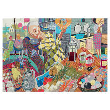 Grayson Perry Vanity Of Small Differences Grayson Perry Ra Notecards Royal Academy Of Arts Shop