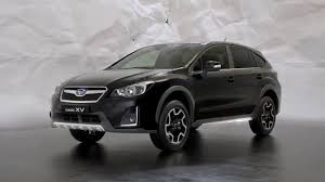 black subaru xv subaru xv accessoires for every side of you youtube