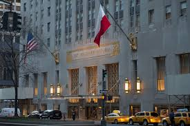 president obama and his diplomats check out of the waldorf
