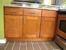 Maple Shaker Cabinet Doors Unfinished Maple Kitchen Cabinets Stadt Calw