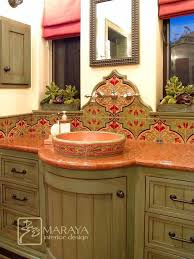 mexican bathroom ideas mexican bathroom design with sink mexican bathroom design great