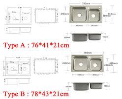 Kitchen Sink Size And Window Size by Kitchen Sink Harmonious Standard Kitchen Sink Size Kitchen