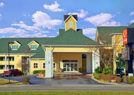 Dollywood Map Find Our Hotel In Pigeon Forge Tn Map Econo Lodge Riverside