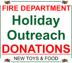 help local needy families drop food gifts for