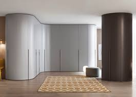 Fitted Bedroom Furniture Suppliers Tempo Curved Wardrobe Fitted Wardrobes Bedroom Furniture