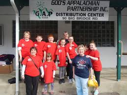 the importance of thanksgiving to god news events god u0027s appalachian partnership standing in the