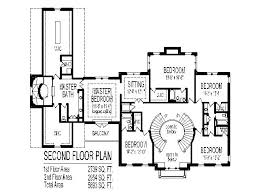 grand double staircase house floor plans 5 bedroom 2 story 4 car