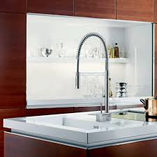 professional kitchen faucets home design trends for your modern bathroom yliving