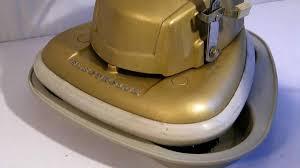 vintage electrolux carpet u0026 floor shampooer youtube