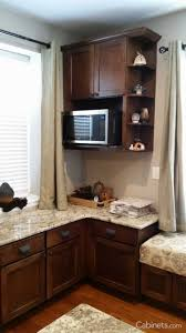 kitchen room where to put microwave in kitchen pictures