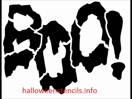 cute ghost pumpkin stencil 389 free halloween pumpkin carving templates stencils download