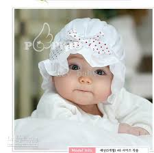 2017 baby hat hats infant cap lace baby dotted hat 2012 korea