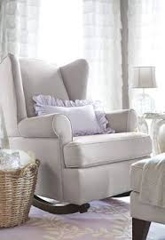 Dorel Rocking Chair Slipcover Looks Like Pottery Barn But Wait It U0027s Wal Mart And Only 170