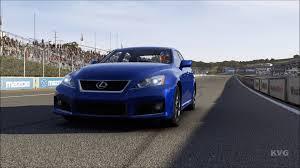 lexus isf specs forza motorsport 6 lexus is f 2009 test drive gameplay hd