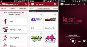 best free app for android what is the best free radio app for android