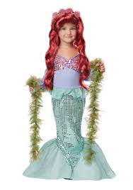 party city halloween costumes for kids girls little mermaid halloween costume