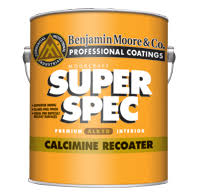 super spec alkyd calcimine recoater by benjamin moore