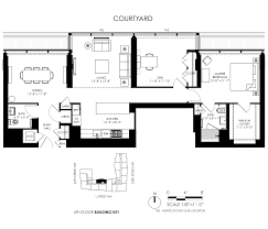den floor plan west end living at westlight