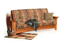 mission futon bed from dutchcrafters amish furniture