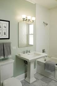 bathroom pedestal sink ideas beautiful kohler pedestal sink in powder room traditional with