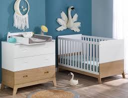 chambre bebe blanc chambre bébé archipel blanc hêtre chambrekids