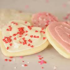 heart shaped crackers the sweet tooth fairy jumbo heart sugar cookies