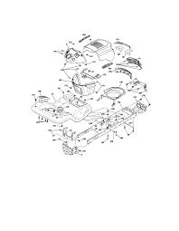 craftsman tractor parts model 917288130 sears partsdirect