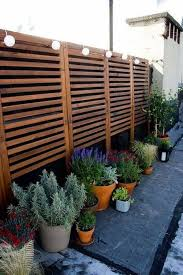 garden fence screening ideas outdoor garden wall screening ideas