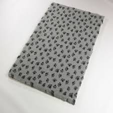 paw print sheets non slip vet bed 1 2 sheets bg3 11 00 dogs them