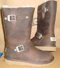 s ugg australia brown leather boots ugg australia boots kensington grain leather toast brown